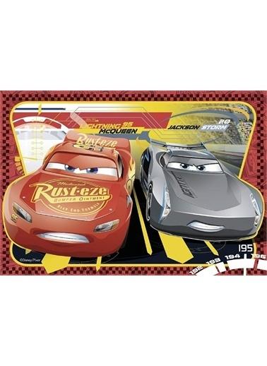 Ravensburger 2x24 Parça Puzzle WD 078165 Renkli